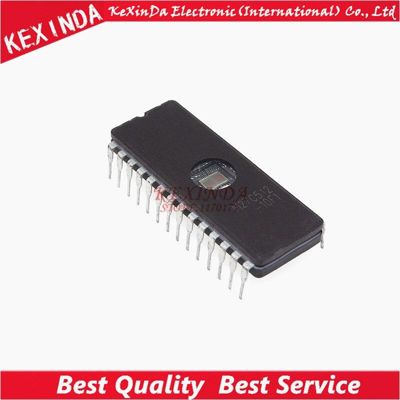 M27C512-10F1 M27C512-10FI M27C512 CDIP-28 en Stock 10 unids/lote envío gratis