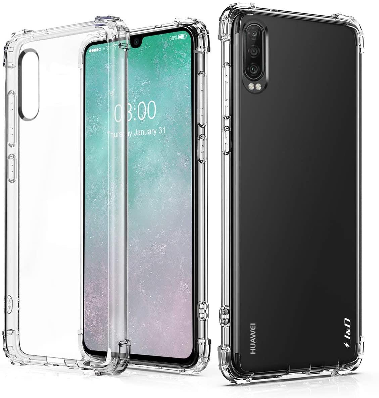 TPU Transparent Soft Phone Case for Huawei P40 P30 P20 Pro Lite E for Huawei Mate 20 30 Lite Pro Hon