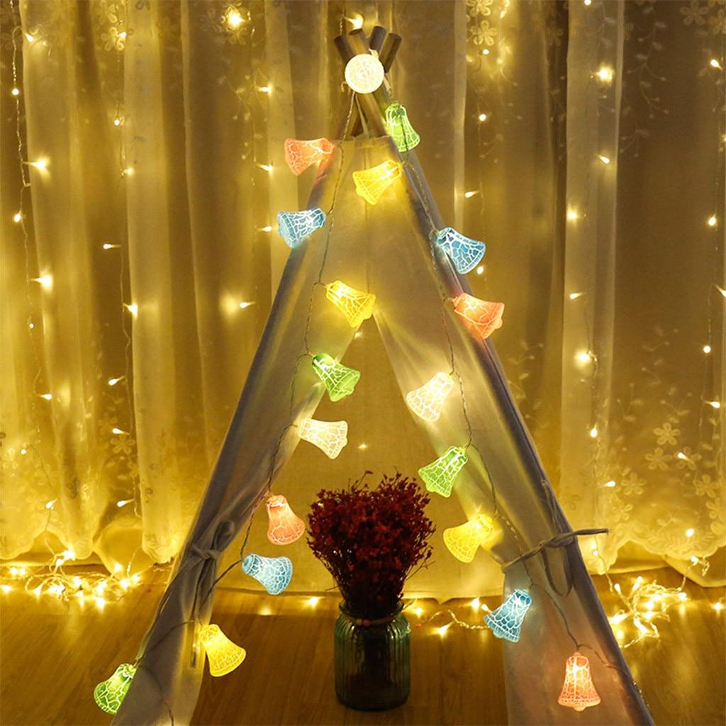 Racadura-luz led para decoración de casa, Lámpara decorativa de 3 metros, 20...
