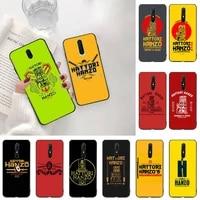 hpchcjhm hattori hanzo bling cute phone case for oppo a5 a9 2020 a5s reno2 z renoace 3pro realme5pro