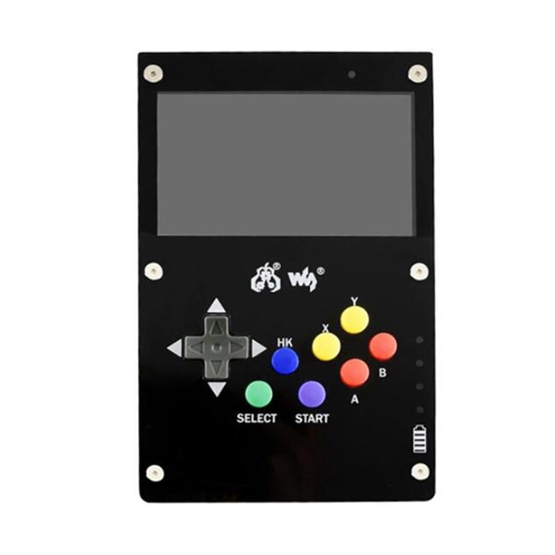 JABS GamePi43 para consola de juegos RetroPie para Raspberry Pi 3 B 800X480 pantalla IPS de 4,3 pulgadas