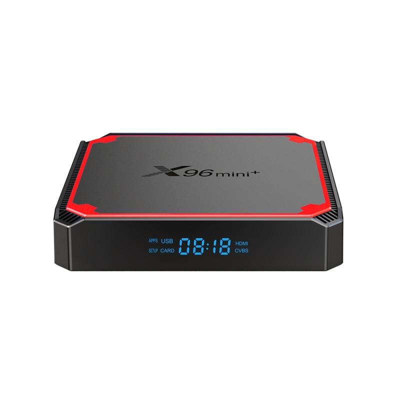 Dispositivo de TV inteligente X96 Mini, decodificador con Android 9,0, dispositivo de...
