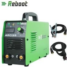 ARC Digital welder  ARC135 welding tool 220V ARC Welder 120 Amp MMA Inverter Welding Machine EU Plug