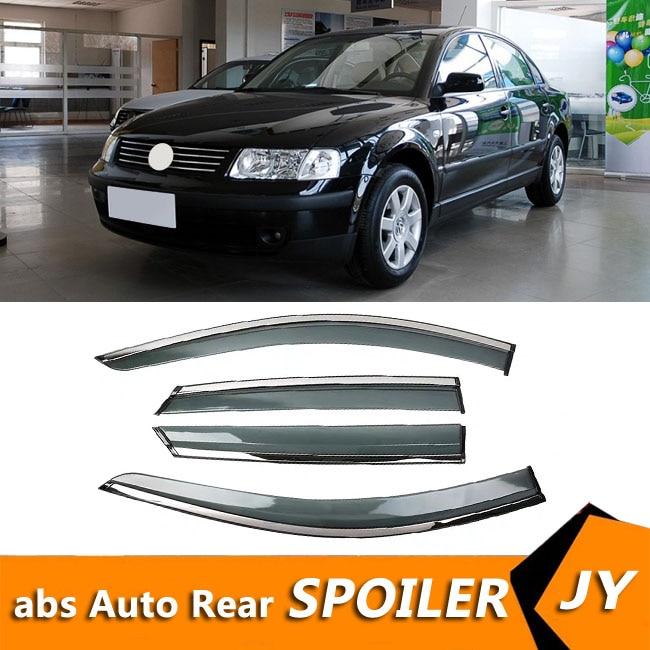 Para Volkswagen Passat 2003-2007 ventana Visor de ventilación tonos Deflector de lluvia...
