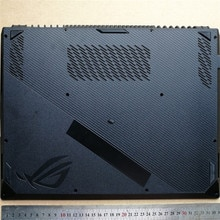 Flambant neuf et original pour ASUS ROG Strix pistolet dieu 2 GL504 cicatrice 2 GL504GS GM coque pour ordinateur portable D coque inférieure