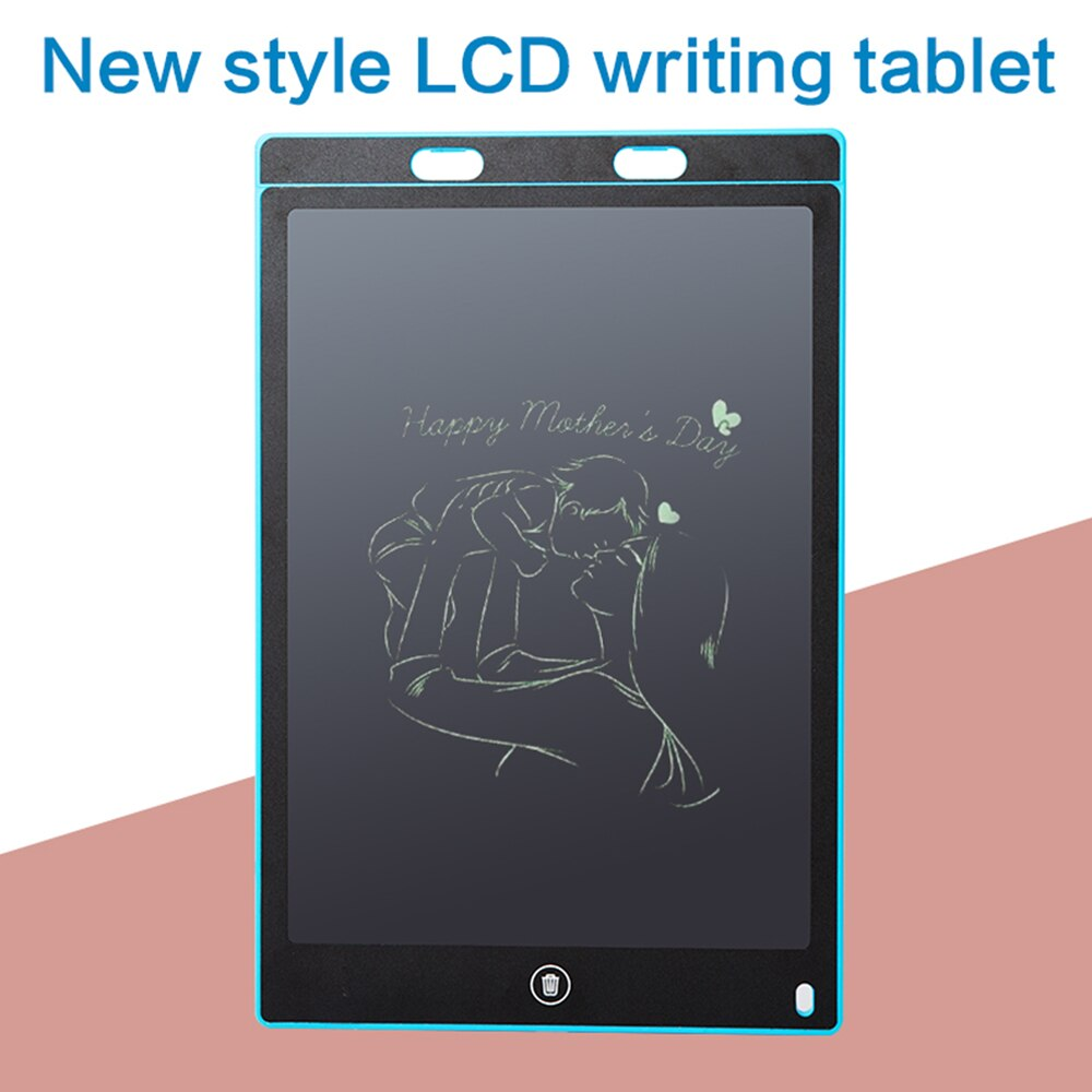 12-дюймовая электронная доска для рисования, ЖК-экран, планшет для письма, цифровые графические планшеты для рисования, электронная доска дл...