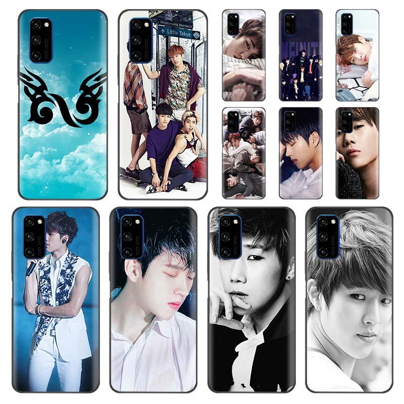 Infinito Kpop funda para Huawei Honor 20 Pro 9S 9A 9C 20 S X10 5G 8X 9X 30 jóvenes Lite 8S 2020 de silicona teléfono Coque