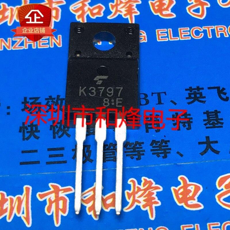 Original 10pcs/ K3797 2SK3797 TO-220F 600V 13A