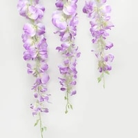 christmas fake orchid flowers for festive party supplies artificial flower for wedding home decor christmas decoration