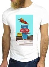 Family Top Tee New Men Summer Tops Casuals Shirts Motel Fun Cool Vintage Rock Funny Fashion Cartoon Nicehip Hop T Shirt