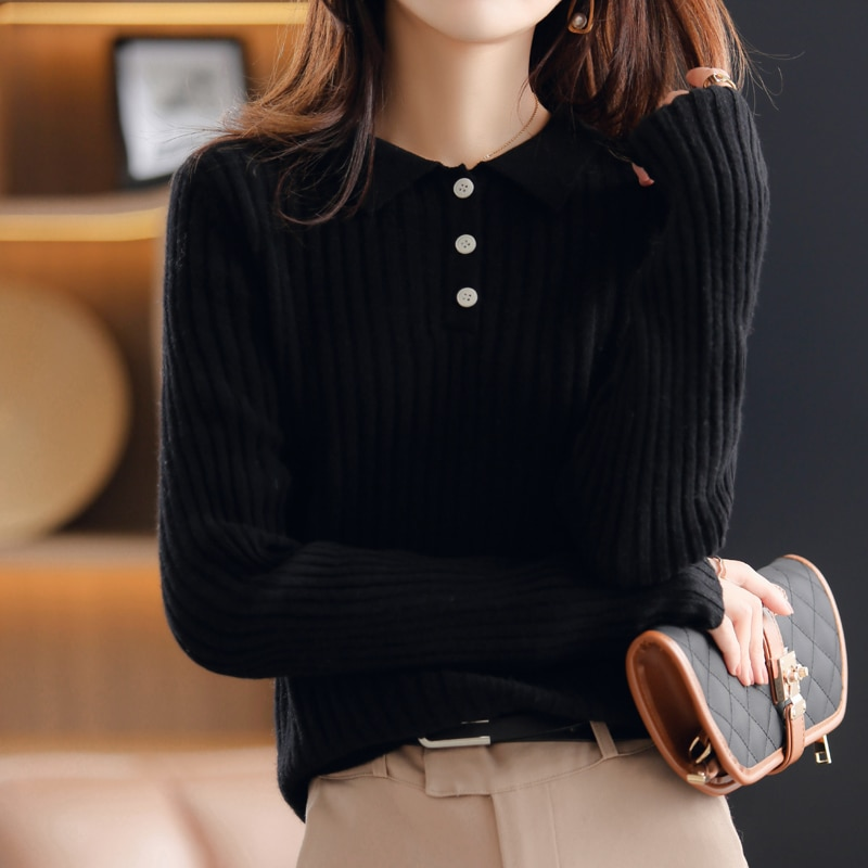 Spring Summer Autumn Knitted Jacket Girl Thin Cropped Cardigan Full Sleeve Knitted Blouse Slim enlarge