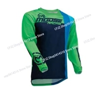 2021 mtb jersey maillot ciclismo mx dh off road mountain cycling jersey enduro motocross jersey bmx downhill jersey