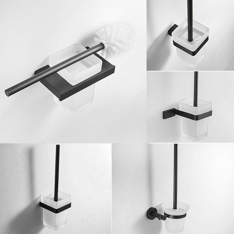 Tuqiu-حامل فرشاة المرحاض ، حامل فرشاة المرحاض ، الفولاذ المقاوم للصدأ ، النيكل ، الحمام ، حامل الفرشاة ، الحائط