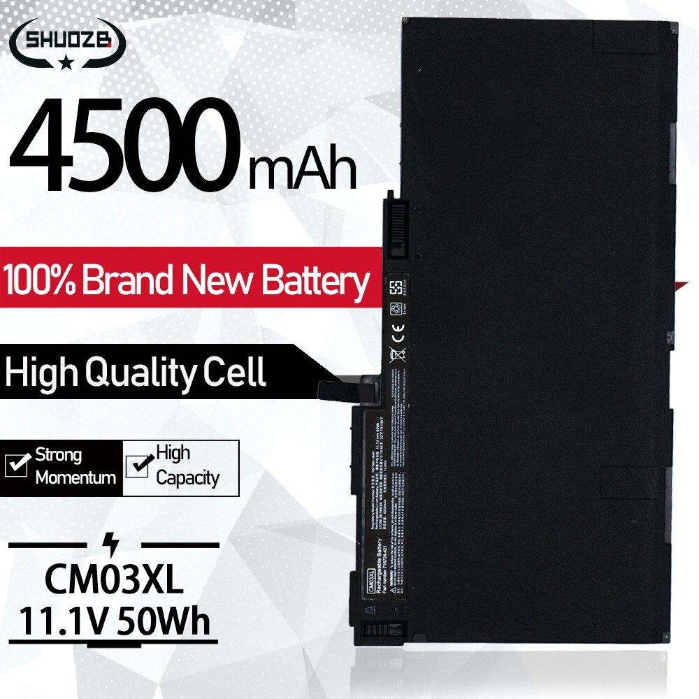 50WH CM03XL Battery For Hp EliteBook 840 845 850 740 745 750 G1 G2 717376-001 HSTNN-DB4Q HSTNN-IB4R HSTNN-D LB4R E7U24AA CO06 kingsener cm03xl battery for hp elitebook 840 845 850 740 745 750 g1 g2 series hstnn db4q hstnn ib4r lb4r e7u24aa 716724 171