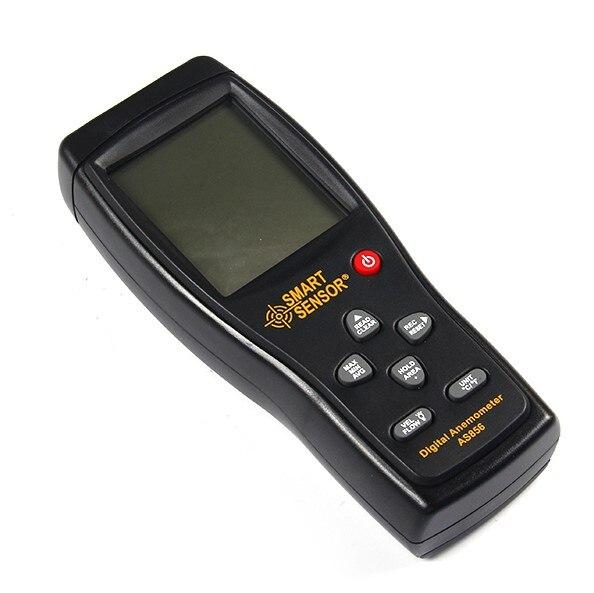 0.3-45 متر/الثانية USB مقياس رقمي لشدة الرياح سرعة الرياح سرعة الهواء ارتفاع درجة الحرارة قياس تدفق الهواء متر