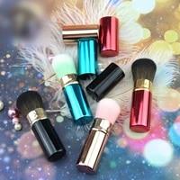 portable make up for beginner powder foundation beauty candy makeup brush set pink blush eyeshadow concealer lip cosmetics tools