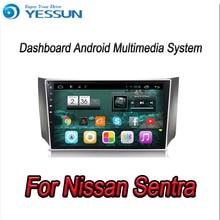 YESSUN-GPS pour Nissan Sentra   2012 ~ 2016, Android Navigation de voiture, écran tactile HD, lecteur stéréo, multimédia, Audio et vidéo, Navi