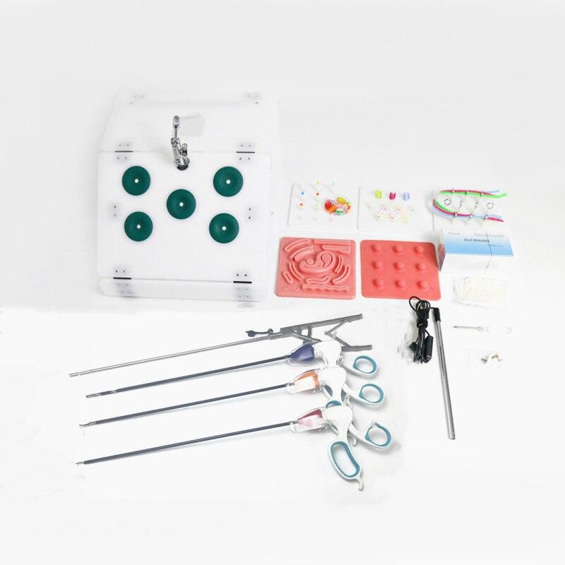 Laparoscopic Surgery tool teaching demonstration equipment Student Doctors nurse Surgery Training Practice Tools