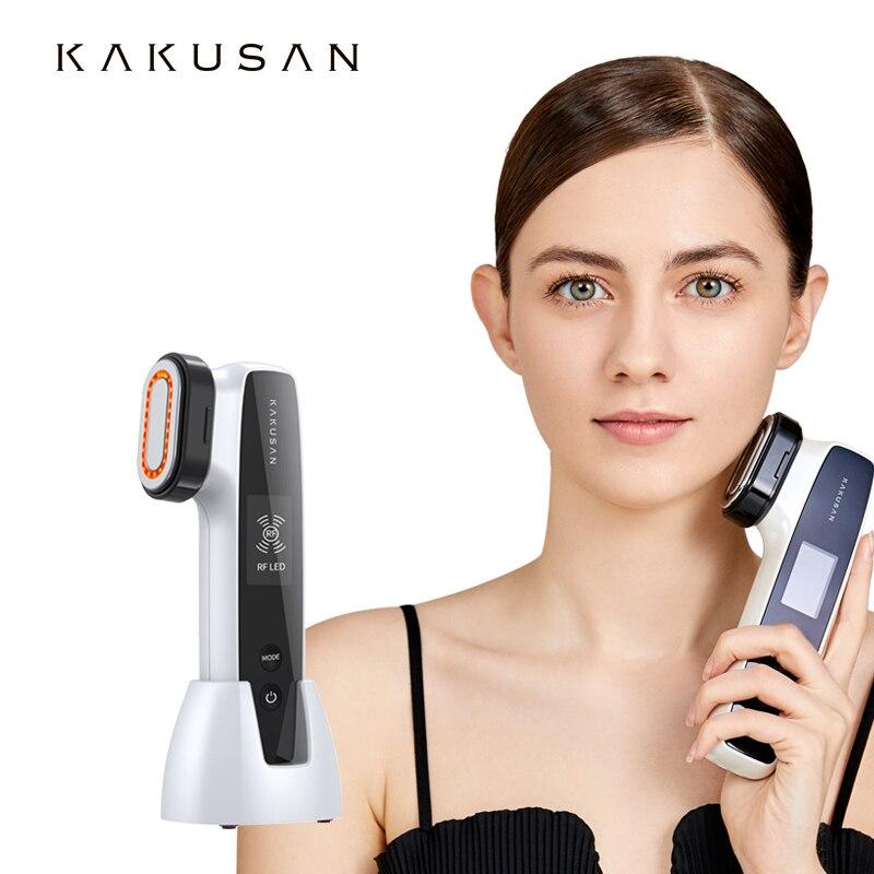 Kakusan newet high-end personal ems beauty machine electric hot cold skin care device radio frequency beauty machine