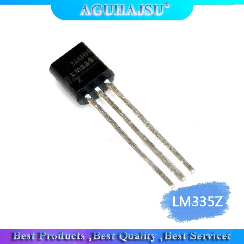 2 шт. LM335Z TO-92 LM335 TO92 335Z новый чип датчика температуры