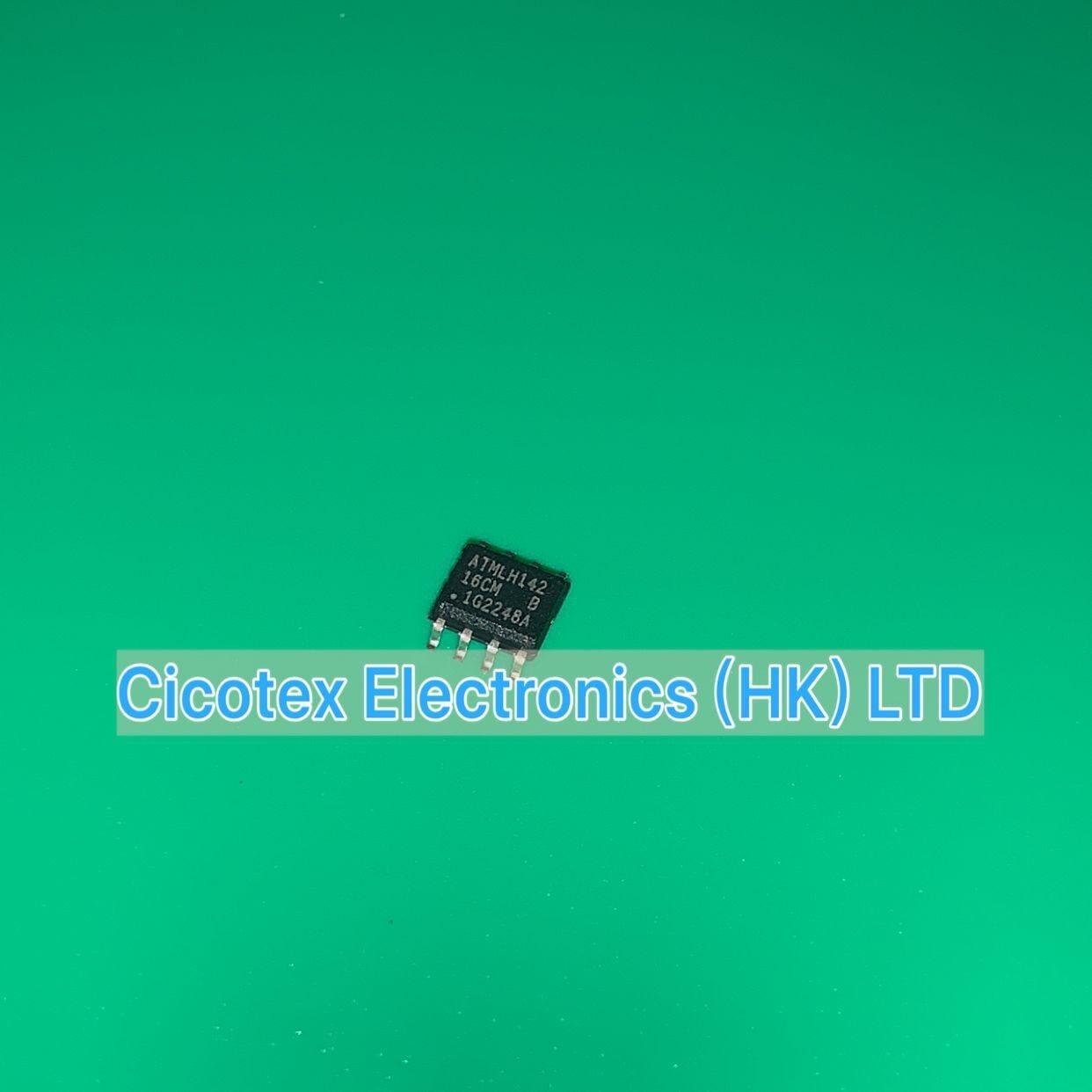 20 unids/lote AT24C16C-SSHM-T SOP8 ATMLH 16CM AT24C16 C-SSHM-T IC EEPROM 16K I2C 1MHZ, SOIC 8 AT24C16CSSHMT AT24C16C-SSHM-B AT24C16C