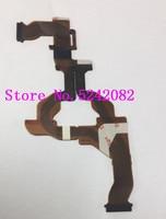 New Shaft Rotating LCD Flex Cable For Sony NEX-5R NEX-5T 5R 5T Digital Camera Repair Part