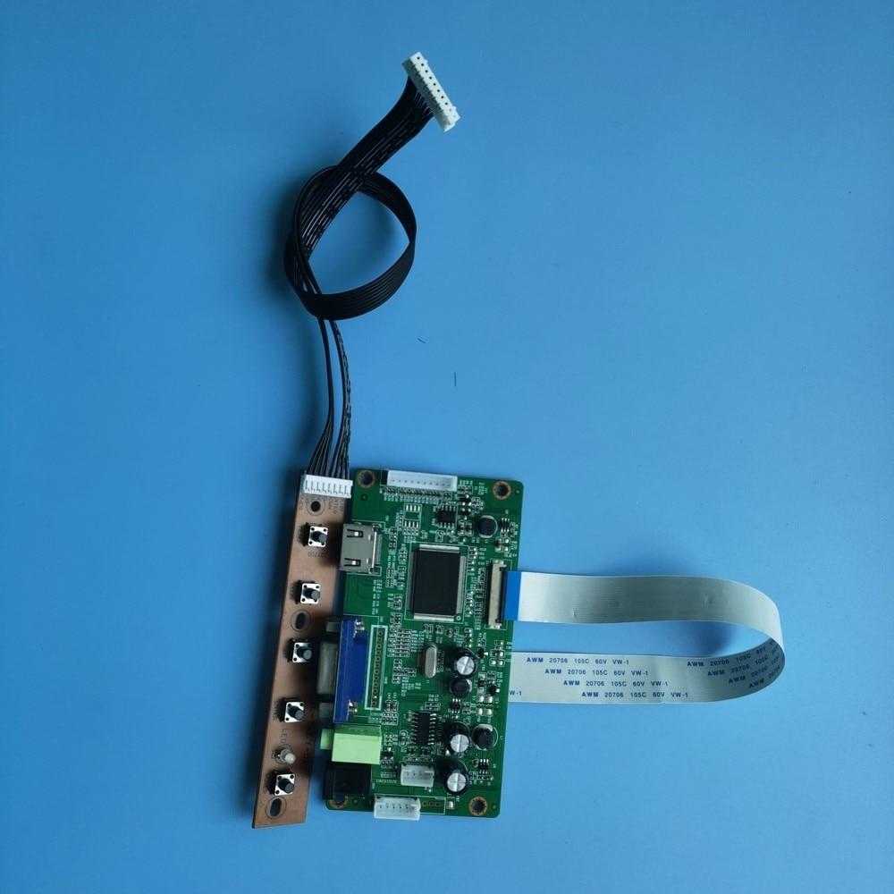 عدة ل LP140WF4-SPA1 VGA LCD HDMI سائق شاشة 30pin 1920X1080 تحكم مجلس رصد عرض لتقوم بها بنفسك EDP LED 14