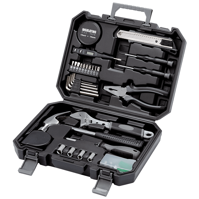Multifunction Organizer Tool Box Professional Waterproof Storage Suitcase Tool Box Caixa Ferramenta Tools Packaging DB60GJ