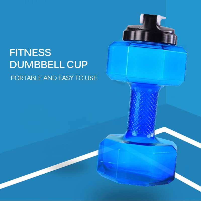 Portable Water Dumbbells Weight lifting Slimming Bodybuilding Fitness Accessories Fitness Gym Comprehensive Exercise Equipment