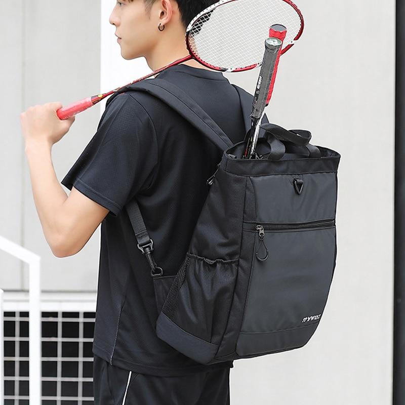 Tenis Racket Tennis Bag Head Raquetas Badminton Backpack Men Women Squash Bag Head Badminton Baseball Bat Bag Shoe Warehouse