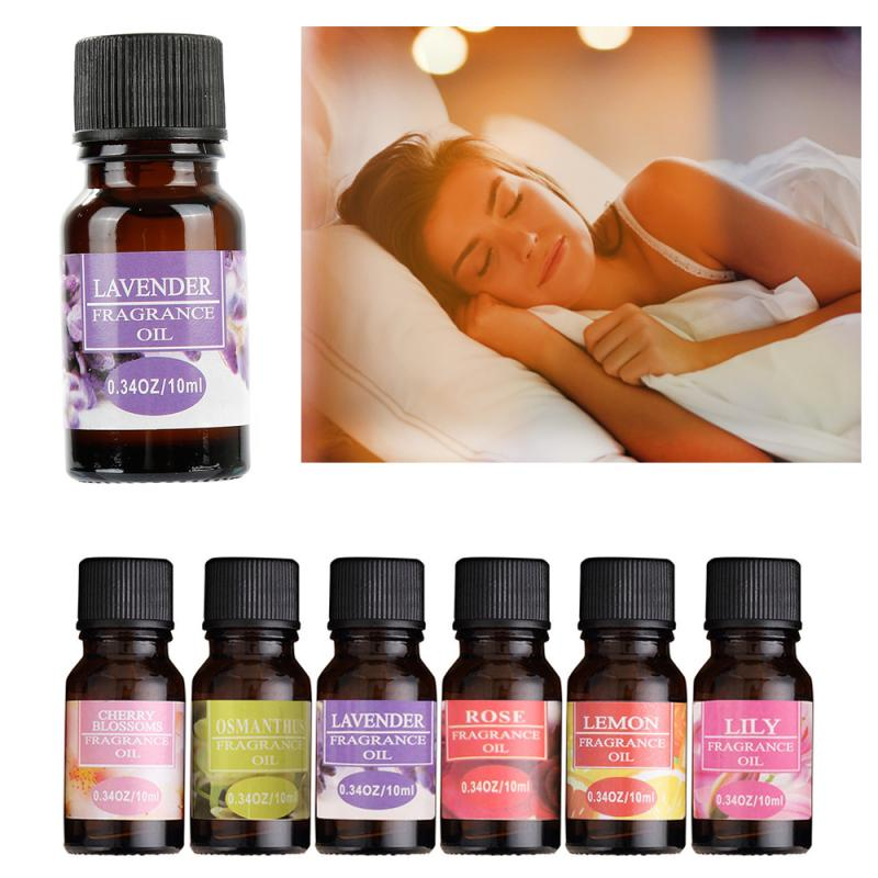 New 10ml Water-soluble Essential Oils Flower Fruit Essential Oil For Aromatherapy Diffusers Air Fres