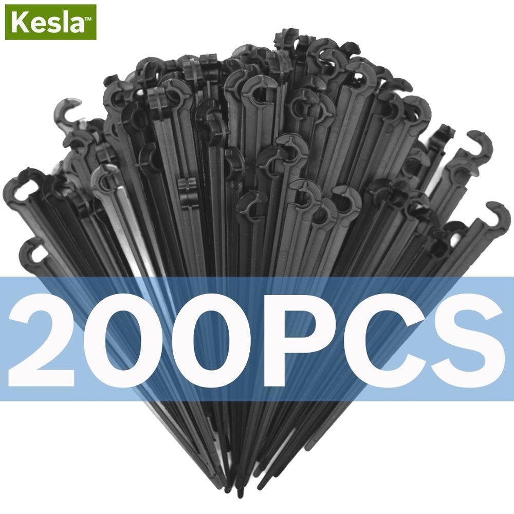 50-200kom izdržljivi 1/4 '' C-type kuka s fiksnim držačem nosača - Vrtni proizvodi - Foto 6