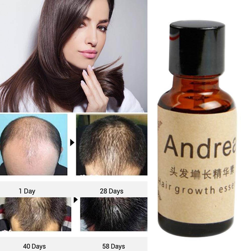 Hair Care Fast Hair Growth Alopecia Loss Liquid Massage Grow Restoration Dense Ginger Sunburst Pilat