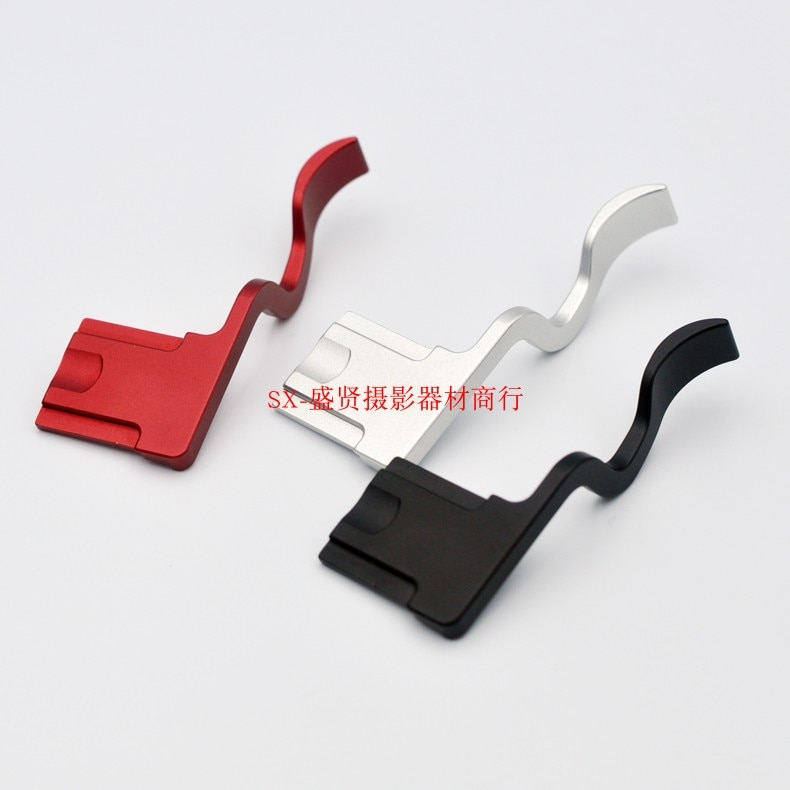 Metal Hot Shoe Thumb-Up Hotshoe Thumb Up Grip For Fuji Fujifilm XT-10 X-T10 XT20 XT-20 XT3 x-t3 XT2 X-T1 X-T2 XT30 X-T30 camera