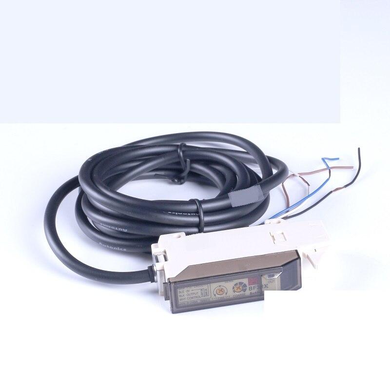 Bf3rx/BF3RX-P sensor de amplificador de fibra ajustável à mão