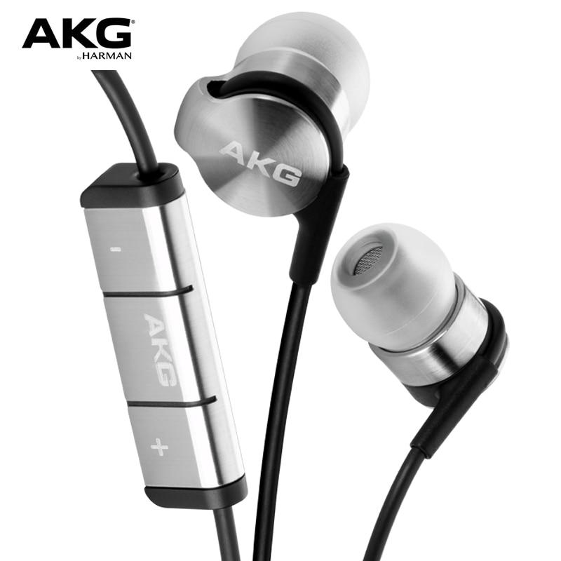 AKG-سماعة رأس سلكية K3003i ، تقنية هجينة داخل الأذن ، متوافقة مع Android/IOS