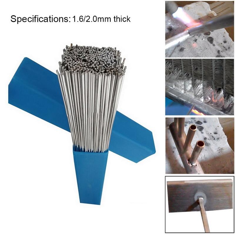 10/20/30/50PCs 50cm Low Temperature Welding Wire Aluminum Welding Electrode Flux Core Aluminum Electrode Multi-tools