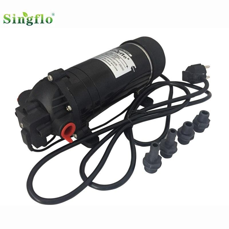 Bomba de lavado de coche de alta presión 220V AC DP160M estilo caliente