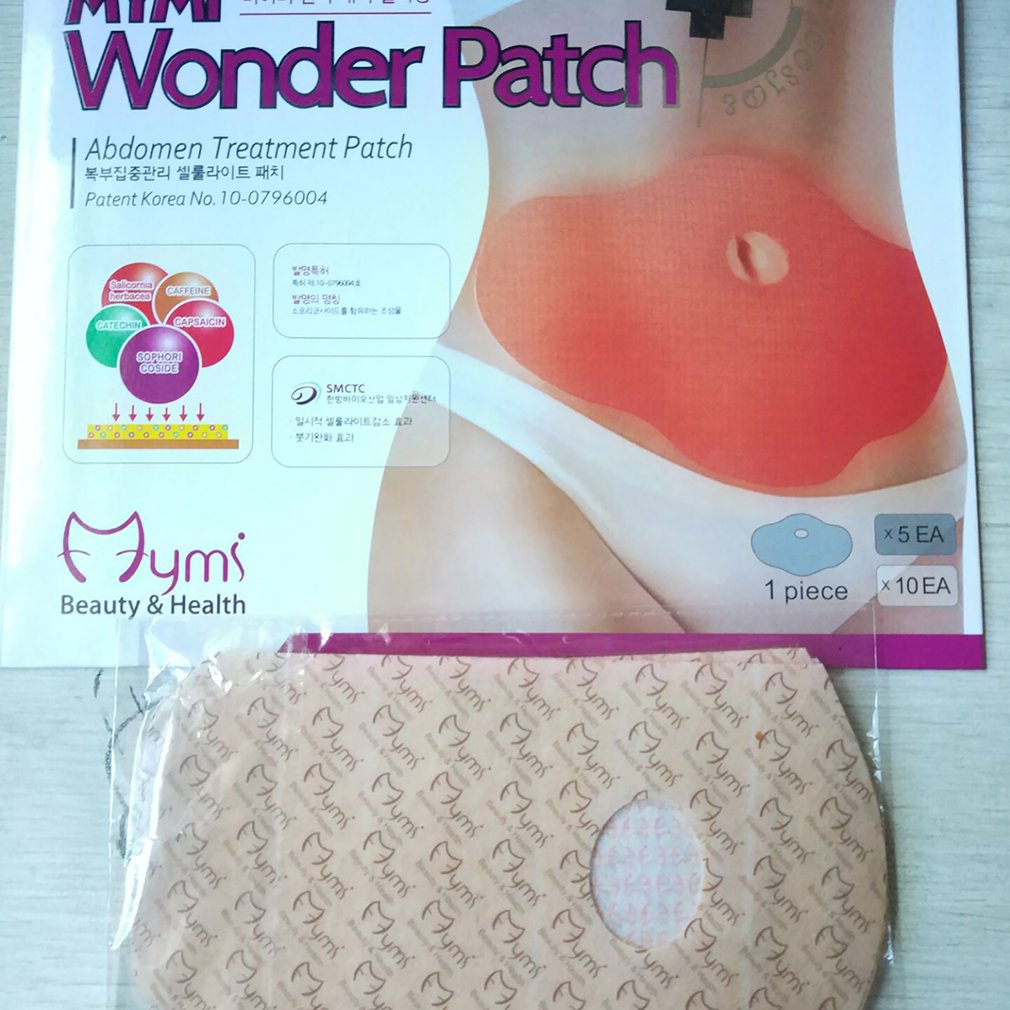 15PCS Slimming Patch Women Weight Loss Product Stovepipe Fat Burining Sticker Body Fitness Emagrecim