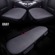 Ice silk car seat cover universal for auto ford mondeo mk4 3 fusion focus mk3 s max mustang ranger mazda 6 cx 5 car accessories