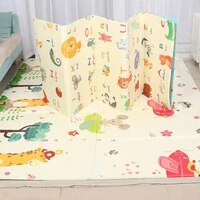 foldable baby play mat xpe puzzle mat educational childrens carpet in the nursery climbing pad kids rug activitys games toys