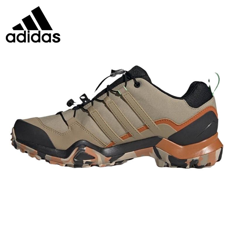 Original New Arrival Adidas TERREX SWIFT R2 GTX Men's Hiking Shoes Outdoor Sports Sneakers