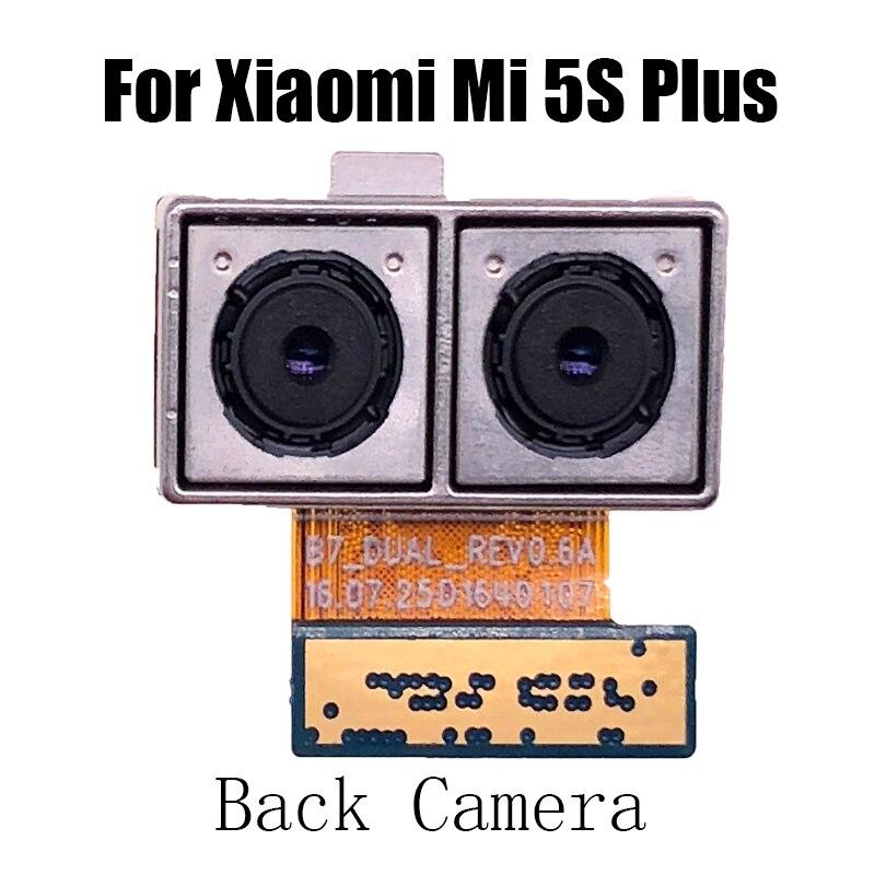 Piezas de repuesto para cámara trasera, módulo de cámara principal, Cable flexible para Xiaomi Mi 5S Plus