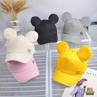 Детские солнцезащитные кепки с большими ушами