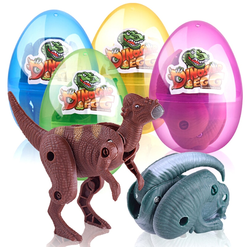 Fashion New Magic Inflatable Hatching Dinosaur Add Water Growing Dino Eggs Big size 5x7cm Kids Child Gag Toy Party Gift