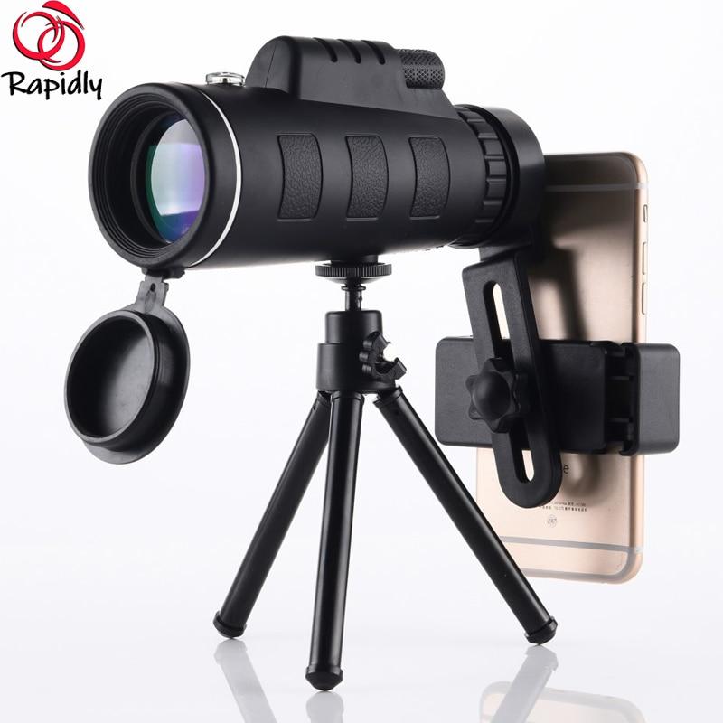 300x25 HD мощный зрительный Телескоп Длиной 5000 м складной мини-телескоп BAK4 FMC оптика для охоты спорта на открытом воздухе кемпинга
