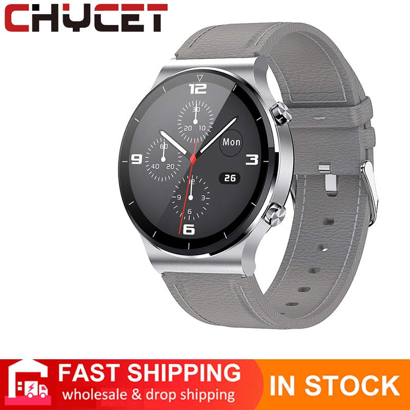 Promo CHYCET 2021  IP67 Smart Watch Sport Smartwatch Women Multi-sport Modes Heart Rate Monitor Music Control Watches For IOS Android