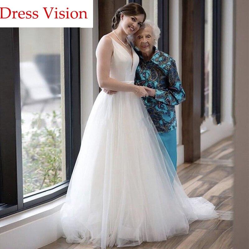 Vestido de fiesta de boda de satén para mujer, vestido De noche...