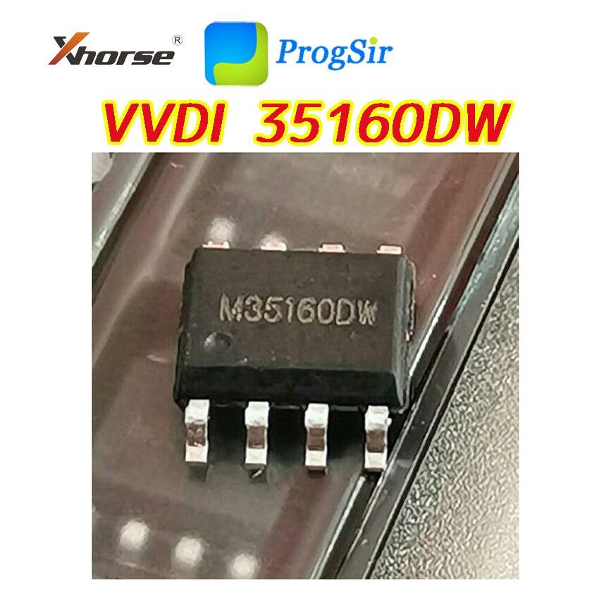 Chip Xhorse VVDI 35160DW M35160DW compatible con programador de clave VVDI Prog