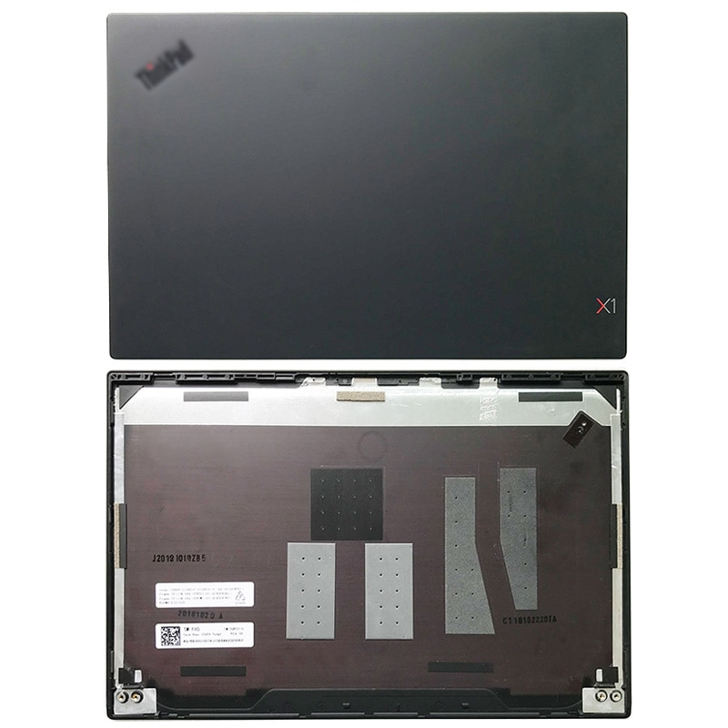 NEW Laptops LCD Back Cover For Lenovo Thinkpad X1 Carbon 6th 2018